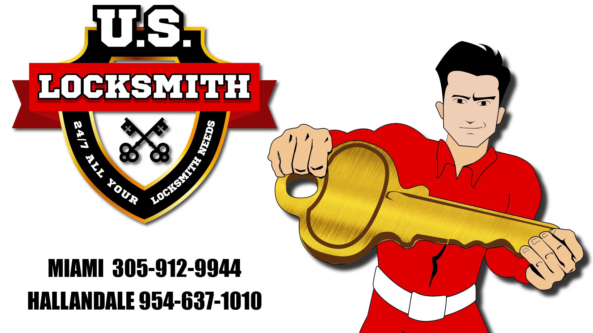 24/7 Hallandale Locksmith